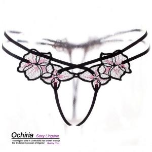 Трусики Ochiria #2009 черные